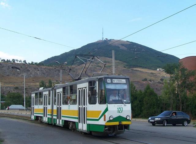 С 1 апреля подорожает стоимость поездки в трамвае Пятигорска