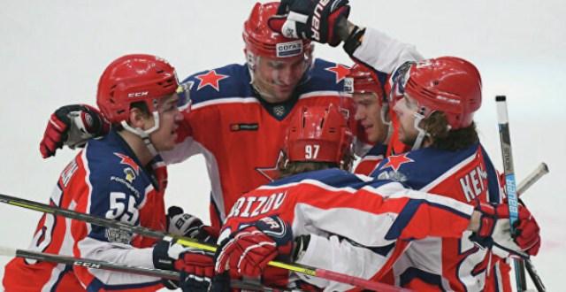 ЦСКА приостановил продажу билетов на матчи второго раунда плей-офф КХЛ