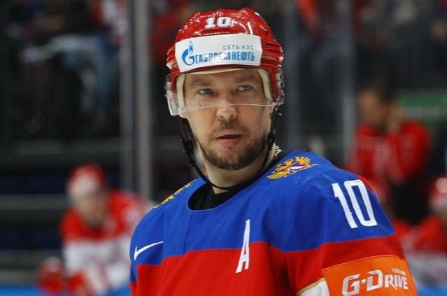 Хоккеист Сергей Мозякин уходит из магнитогорского «Металлурга»