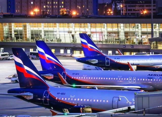 Компания «Аэрофлот» не будет продавать билеты на международные рейсы до августа