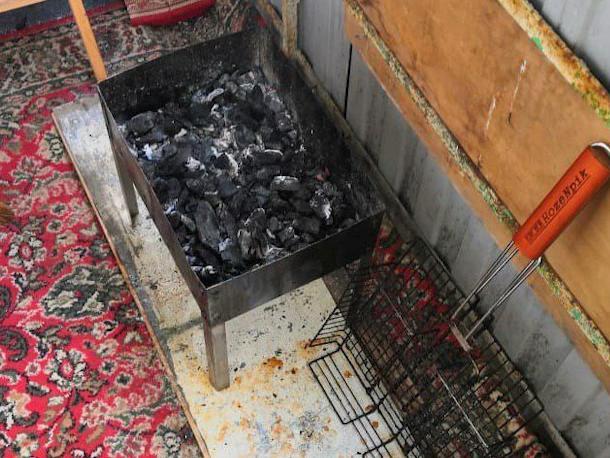 Жителя Химок оштрафовали за карантинные шашлыки на балконе