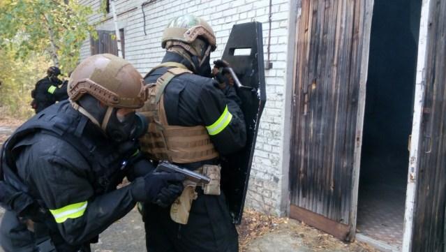 Террористы обезврежены в одном из домов Нефтекумска