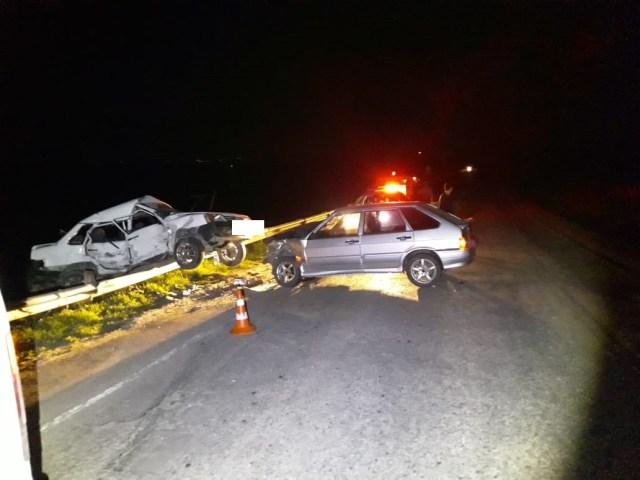 Аварию с тремя пострадавшими спровоцировал пьяный водитель вблизи Ессентуков