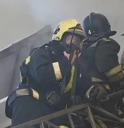 В больнице на территории Татарстана произошёл пожар
