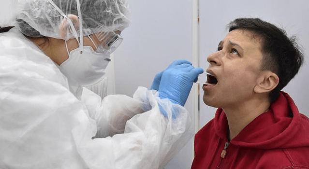 Для России спрогнозировали резкий рост случаев заражения коронавирусом