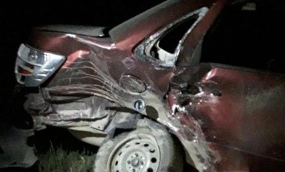 В Кисловодске пьяный водитель врезался в иномарку