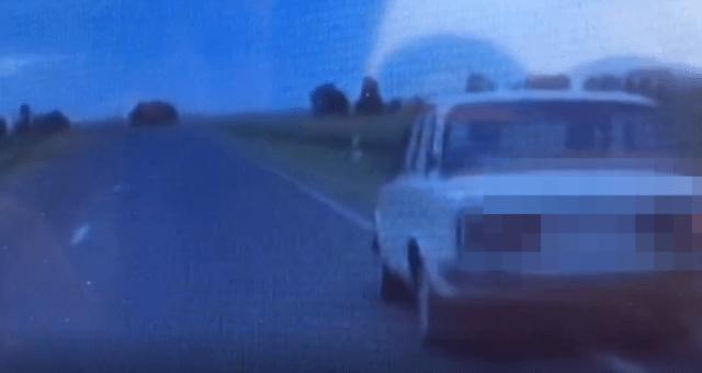 Пассажиром притворился пьяный водитель легковушки в Новопавловске