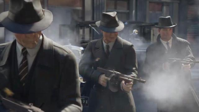 Вышел первый трейлер Mafia: Definitive Edition