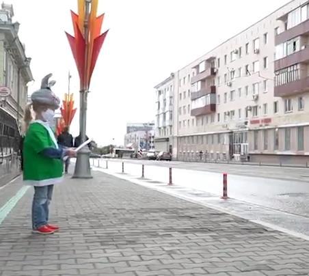 """Жители Перми собирают подписи против нового волка """"Ну, погоди!"""""""