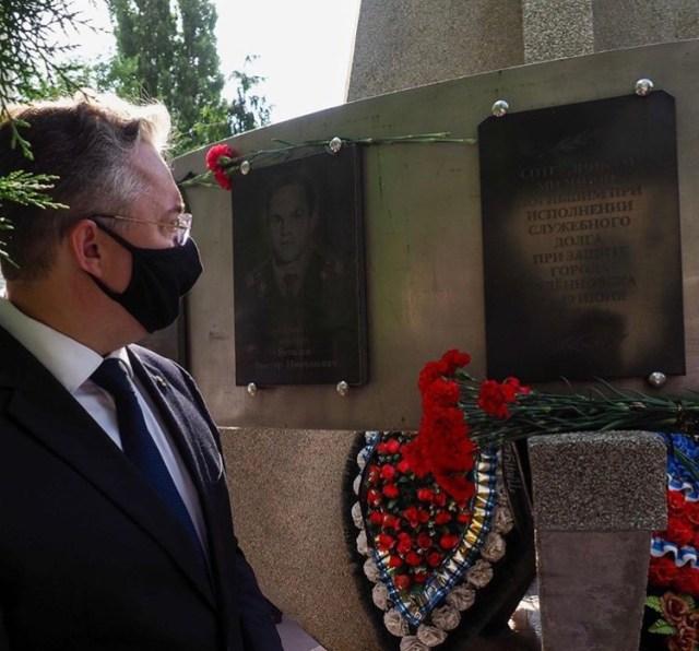 В Буденновске вспоминают жертв теракта 1995 года