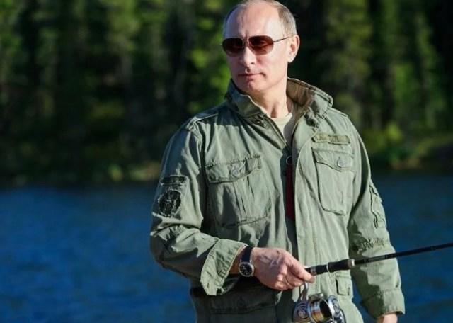 Владимир Путин рассказал, чем занимается в свободное время