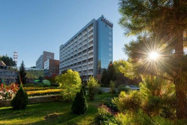 Санатории Кавминвод получат 50 тысяч тестов на коронавирус