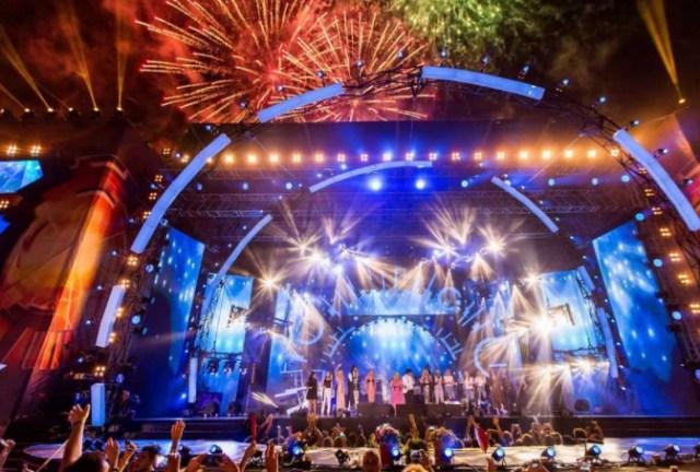 Фестиваль «Жара» отложен из-за ситуации с коронавирусом