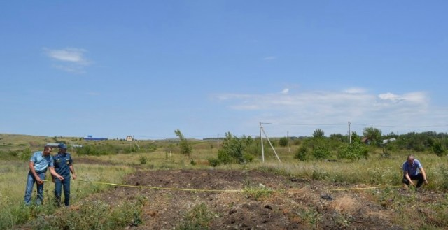 Противопожарную опашку территории провели в краевом центре