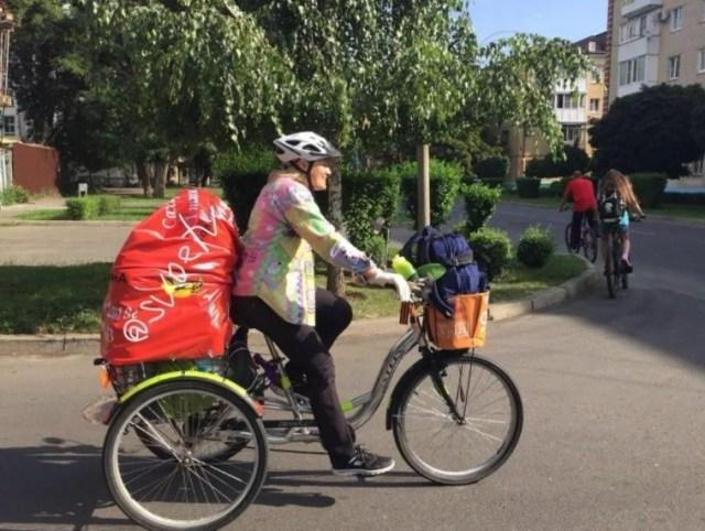 Ставропольчанка отправится во Владивосток на мотоцикле