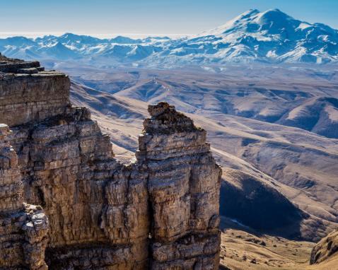 Кисловодск возглавил топ-5 направлений для отдыха в горах в сентябре