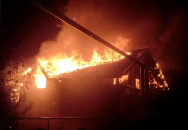 Пожар в Туркменском районе Ставрополья унёс жизни 3 человек