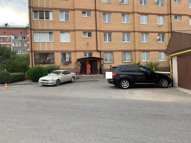 Годовалого ребенка насмерть сбил внедорожник в Кисловодске