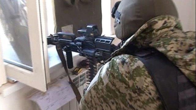 Боевики и сотрудники Росгвардии погибли в ходе перестрелки в Грозном