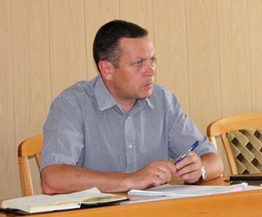 В Лермонтове в администрации задержан заместитель мэра. Идет обыск.