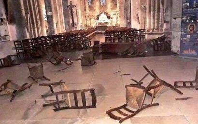 Что известно по нападению на базилику в Ницце