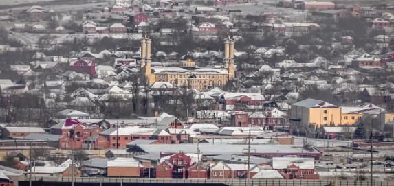 В Ингушетии 15-летний подросток протаранил две машины с полицейскими
