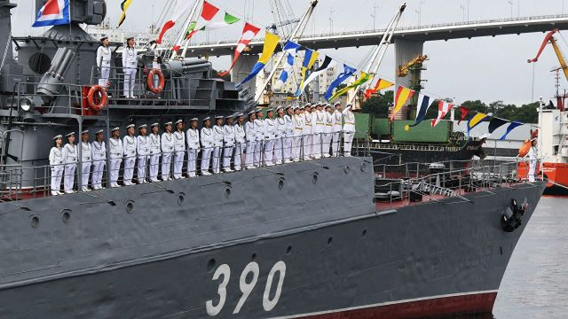 Командир боевого корабля найден мертвым во Владивостоке