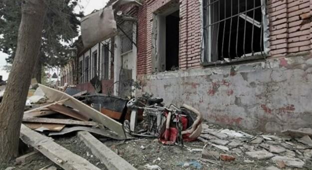 В Азербайджане при обстреле города умерли семь человек