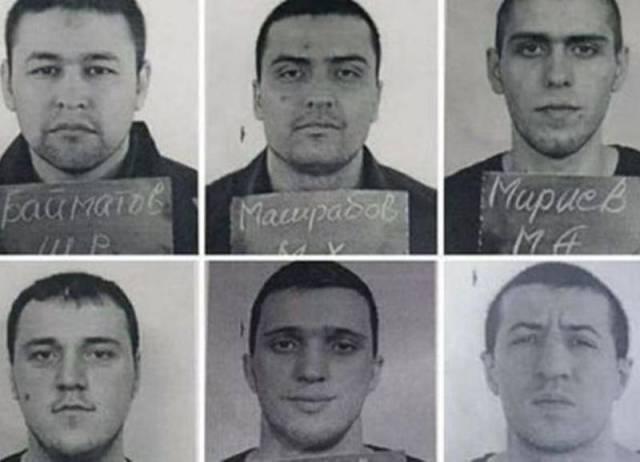 На 5 лет больше положенного срока отсидят заключенные, сбежавшие из колонии в Дагестане