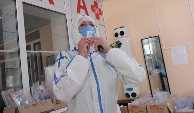 Антирекорд смертности среди больных «ковидом» побит на Ставрополье