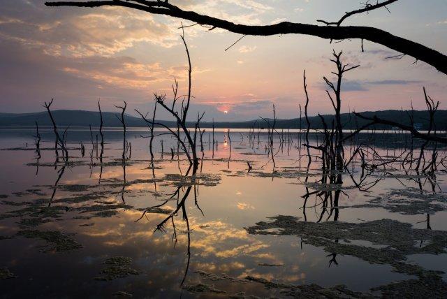 Ситуацию с озером Тамбукан обсудили депутаты краевой Думы