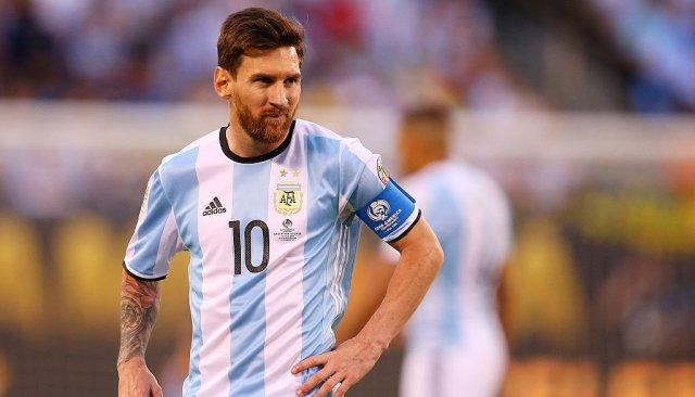 Лионель Месси стал рекордсменом сборной Аргентины