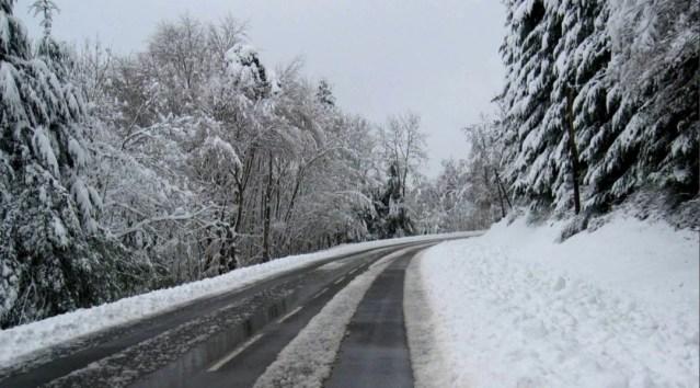 Первый снег ожидается на Ставрополье уже на следующей неделе