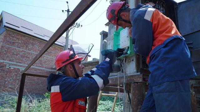 За работу по восстановлению электроснабжения руководство «Россети СК» поблагодарили в правительстве Дагестана