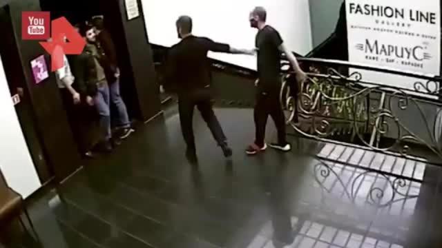 Уроженец Чечни устроил дебош и избил полицейского в ресторане Москвы