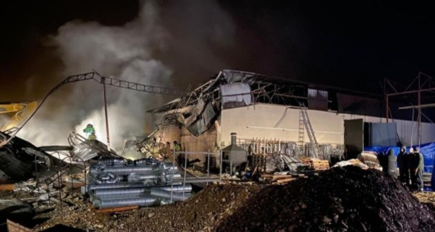 Двое погибших обнаружены на месте взрыва цеха в Иноземцево