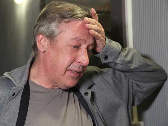 Михаил Ефремов серьезно заболел в тюрьме