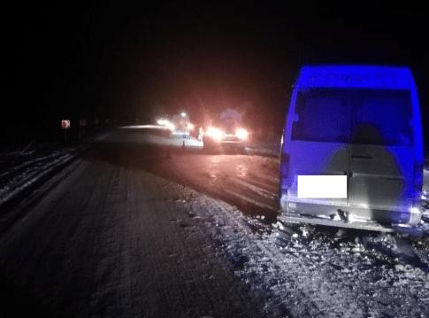 5 человек пострадали в крупном ДТП под Георгиевском
