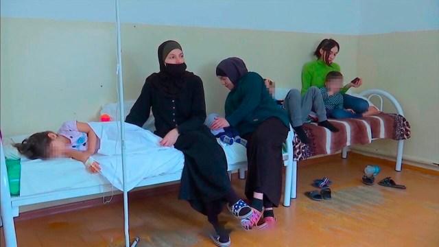 22 ребенка попали в больницу в Махачкале