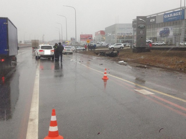 Водитель ВАЗа бросил умирать на дороге раненого пассажира под МинВодами