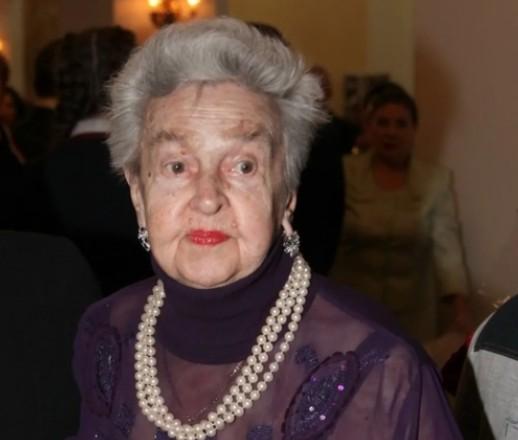 Ушла из жизни знаменитая пианистка Людмила Лядова