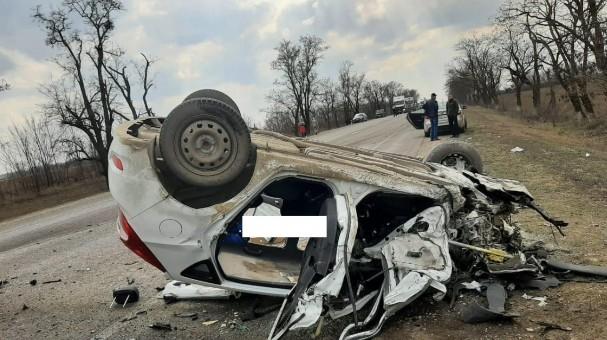 Смертельная авария произошла в Советском округе Ставрополья