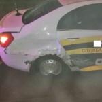 Пассажир ставропольского такси пострадал в аварии