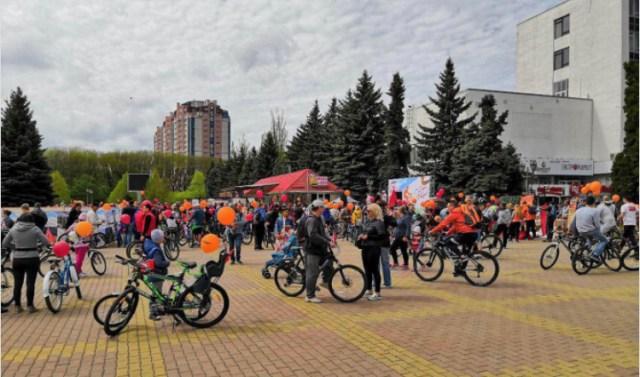 Губернатор Ставрополья поучаствовал в масштабном велопробеге