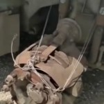 На Ставрополье задержали автобус без колес и тормозов