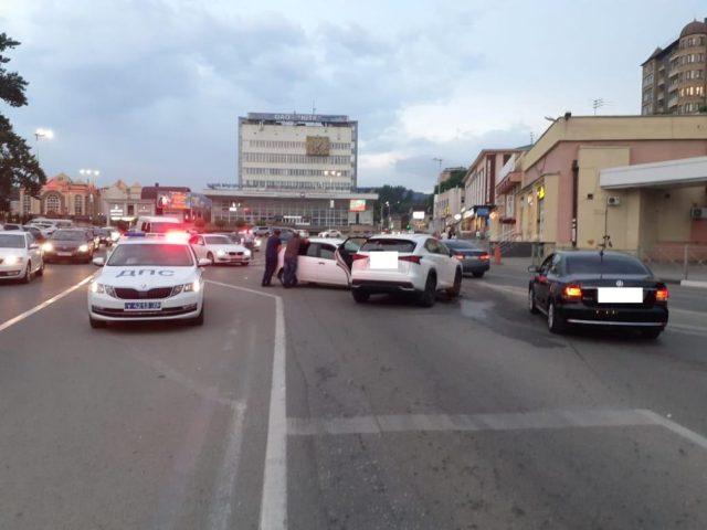 Петербуржский школьник пострадал в аварии в Кисловодске