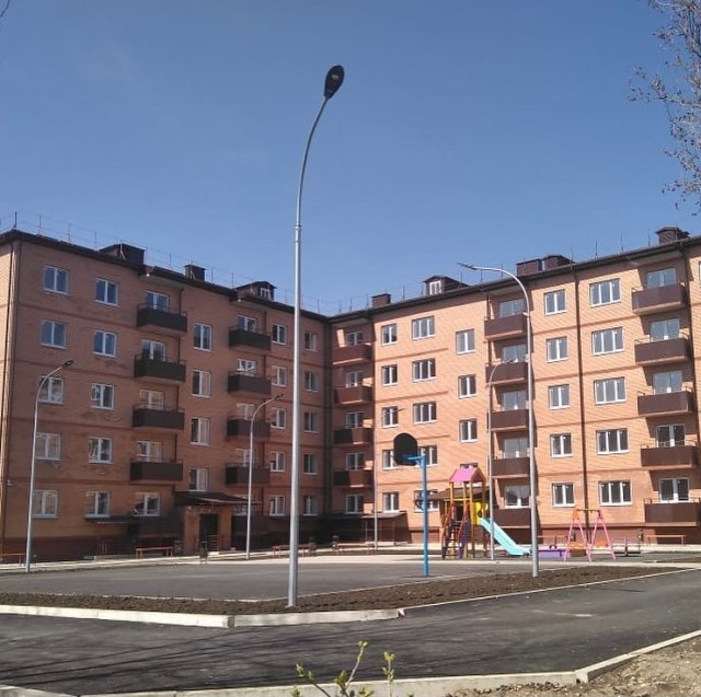 В Георгиевске проверили дом переселенцев из ветхого жилья после видеообращения о плесени