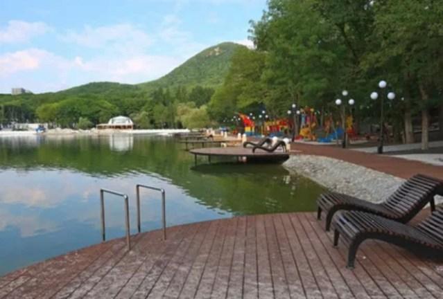 В Железноводске будет ходить больше общественного транспорта к Курортному озеру