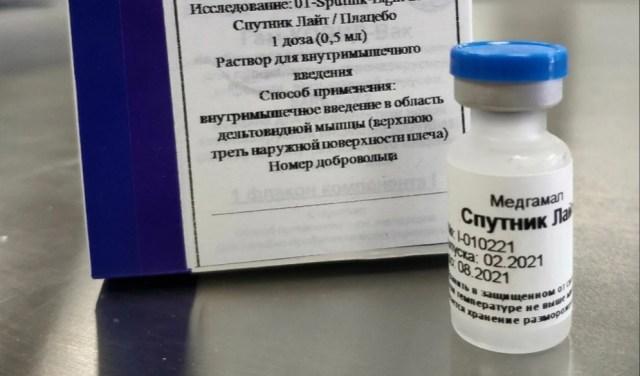 На Ставрополье теперь можно привиться вакциной «Спутник Лайт»