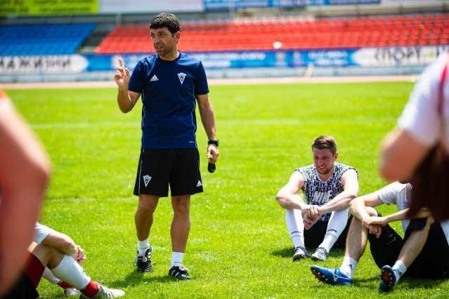 Армен Степанян: Ставим высокие задачи на сезон